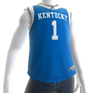 Kentucky Basketball Jersey