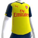 Arsenal FC Away Jersey