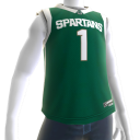 Michigan State Basketball Jersey