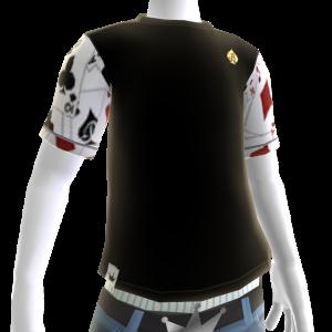 Black Spades Wildcard Shirt