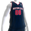 Pistons Pride Jersey