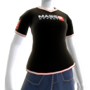 Camiseta de Mass Effect 2