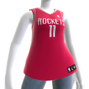 Maillot NBA2K11 Houston Rockets
