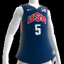 USA 2012 NBA 2K13 Jersey