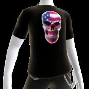 USA Skull Shirt