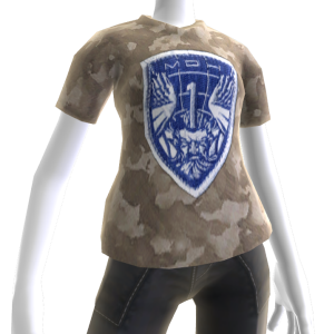 T-shirt Task Force Atlas