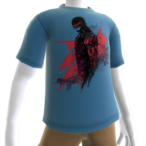 RoboCop Crime Has a New Enemy Tee - Blue