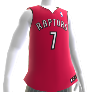 Toronto Raptors NBA 2K13-shirt