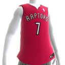 Maillot NBA 2K13 Toronto Raptors