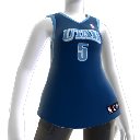 Utah Jazz NBA2K10-Trikot