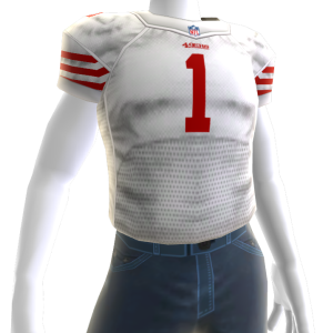 San Francisco Alternate Game Jersey