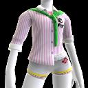 Camisa Crest Oxford