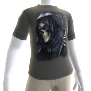 Epic Horror Dealer 3 Gray T-Shirt