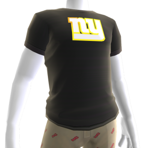 Giants Gold Trim Tee