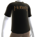 Camiseta com Logo do Guardiões da Terra Média