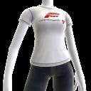 White Forza Motorsport 4 T-Shirt