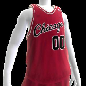 1984-1985 Bulls Jersey