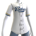 San Diego Padres MLB2K11-Trikot 