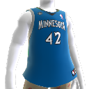 Minnesota Timberwolves NBA2K10-Trikot