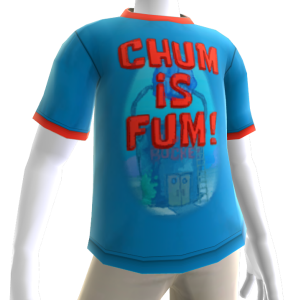 Chum Bucket Tee
