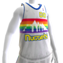1987-1988 Nuggets Jersey