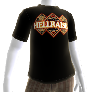 Hellraiser Logo T-shirt