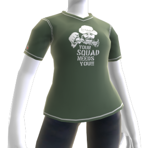 """Your Squad Needs You!"" Tee"