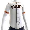 Maglia San Francisco Giants MLB2K11 