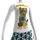 Kinectimals-T-skjorte
