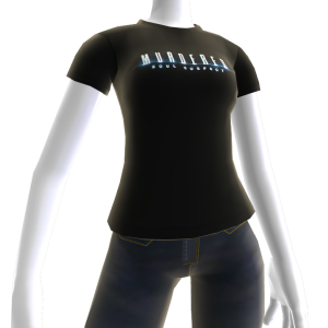 Murdered - Soul Suspect Logo Tee