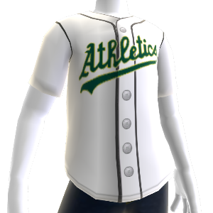 Maillot MLB2K11 Oakland Athletics
