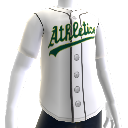 Oakland Athletics  MLB2K11-Trikot