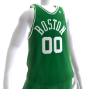 1956-1957 Celtics Jersey
