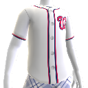 Washington Nationals MLB2K11 Jersey 
