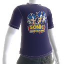 T-Shirt Sonic Generations
