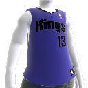 Sacramento Kings NBA2K10 Jersey