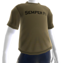 Camiseta de Semper Fi