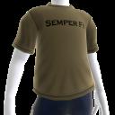 Camiseta de Semper Fi