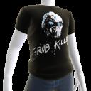 T-shirt Tueur de larves