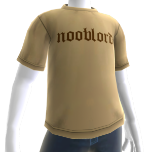 Nooblord Tee