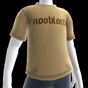 Nooblord Tee