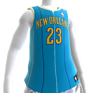 Camiseta NBA 2K13 New Orleans Hornets