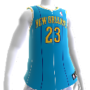 Maillot NBA 2K13 New Orleans Hornets