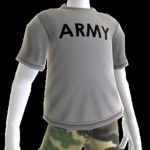 Tee-shirt de l'armée