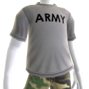 T-shirt do Exército
