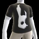 Shirt met Splicer-masker