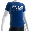 Cubs Party World Series Tee
