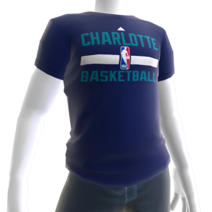 Hornets On-Court Tee