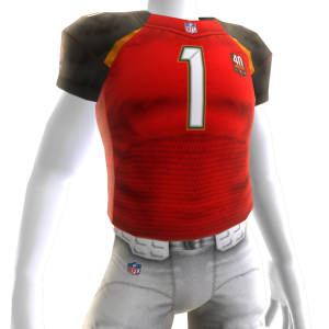 Tampa Bay 2015 Game Jersey
