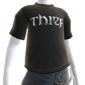 Thief - Black T-Shirt